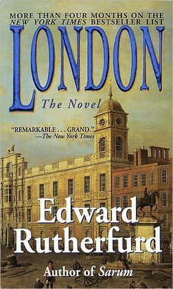 London: the novel - Edward Rutherfurd 1124 pages -- small type, thick book. Feel called to revisit this one this year. May want to find it on audio and listen in while training for that half marathon in Oslo