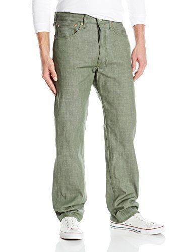 EBAY:  Was $70, NOW $35 + Ships FREE!  Mens Levis Levi Jeans Shrink to Fit 501 5 Pocket Button Fly Straight  13 Colors!  SAVE $35: http://ebay.to/2CAfhCQ  #ad