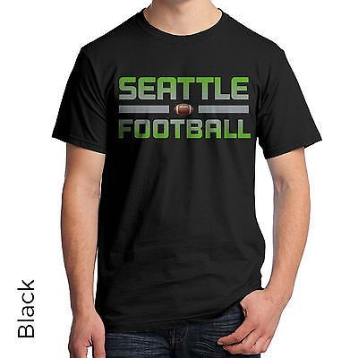 Seattle Football Graphic T-Shirt SL97