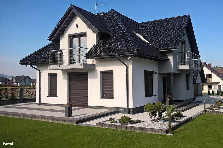 Realizacja projektu: Dom w alpiniach. Więcej zdjęć na stronie archon.pl