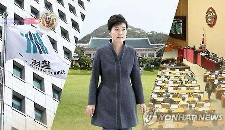 Escritório de Park concorda com a lei para conselheiro especial. O escritório presidencial da Coréia do Sul deve realizar uma reunião de gabinete na...