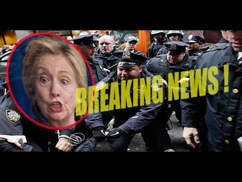 BOOM:  NYPD Announces They Are Preparing To Arrest Hillary Clinton!!!