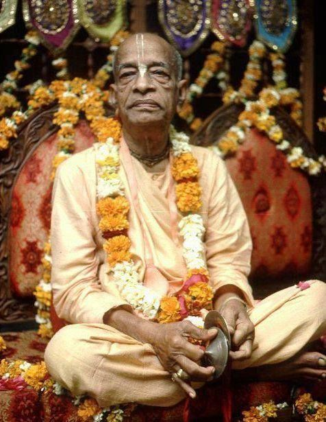 By His Divine Grace A. C. Bhaktivedānta Swami Prabhupāda Sometimes we are put into difficulty by the laws of nature, starvation. Just like if you eat more and then next two days you cannot eat; you...