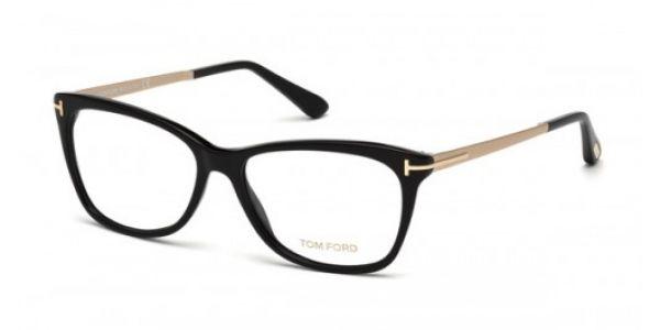 Gafas Graduadas Tom Ford FT5353 SHINE BLACK 001 Ray-Ban, Tous, Vogue, Ralph, Chanel, Dior, Oakley, Tom Ford