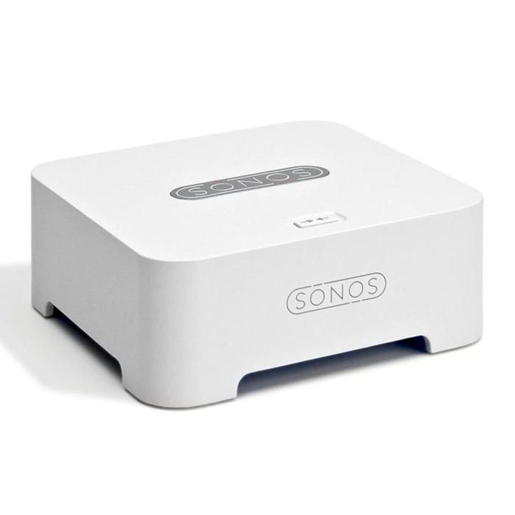 Link your router to your SONOS players to extend the range of your existing network with this SONOS BRIDGE BRIDGUS1 wireless bridge that features a 2-port Ethernet switch for simple connectivity. The connect button makes setup easy. | eBay!