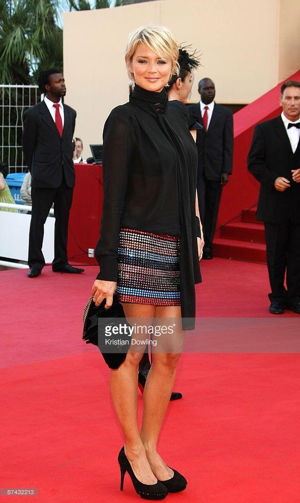 Photo d'actualité : TV presenter Virginie Efira attends the A Prophet...