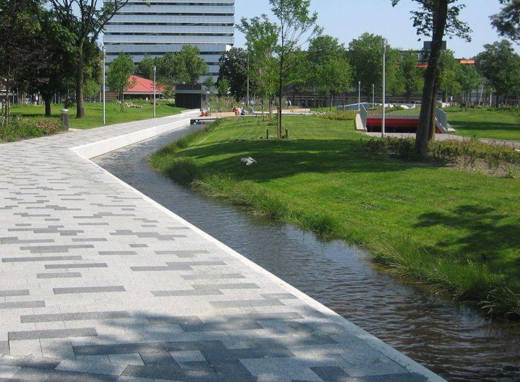 Catharina Amalia Park | OKRA Landschapsarchitecten