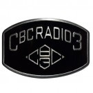 Radio 3 Classic Belt Buckle