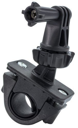 Arkon GoPro Bike or Motorcycle Handlebar Mount Holder for GoPro HERO Action Cameras Retail Black >>> Read more reviews of the product by visiting the link on the image.
