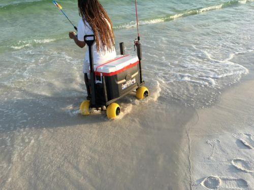 Fishing Hand Cart