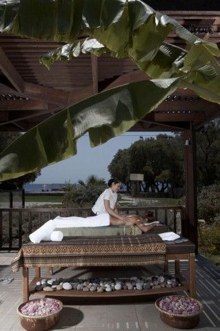 Asian Spa & Ayurvedic Retreat at Lindian Village, Rhodes, Greece