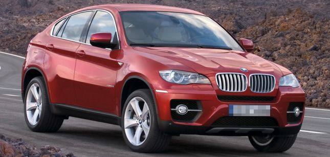 in the future BMW may continue the range of CrossOver by inserting a size even bigger, the X7.
