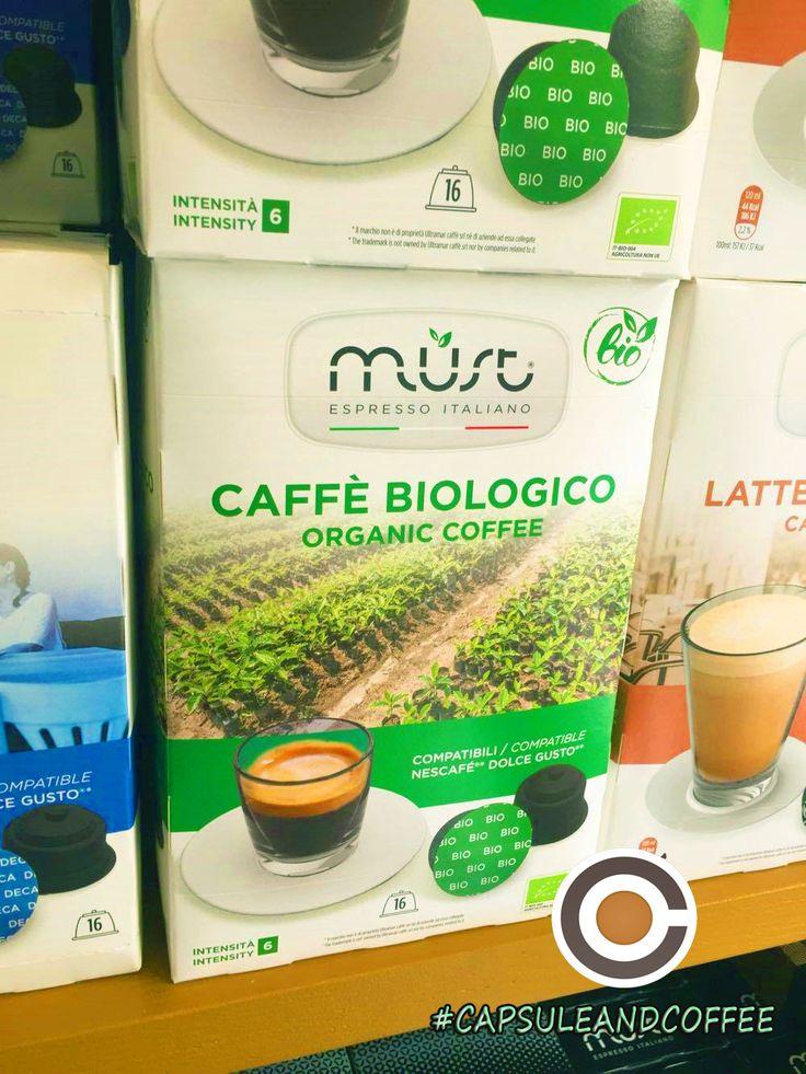 NOVITA' Disponibile Caffè Biologico in capsule per tutte le macchine marchiate Nespresso* e Nescafè*Dolce Gusto*. Caffè di agricoltura biologica, un prodotto di alta qualità proveniente delle piantagioni del sud america, coltivato da più di 200 anni in modo naturale ad un'altezza tra i 1.000 e i 1.700 metri s.l.m. Capsule & Coffee Fano Gli specialisti del caffè Viale Veneto 87  tel 0721 823785 www.capsuleandcoffee.com #capsuleandcoffee #glispecialistidelcaffè #capsule #cialde #caffè #qua