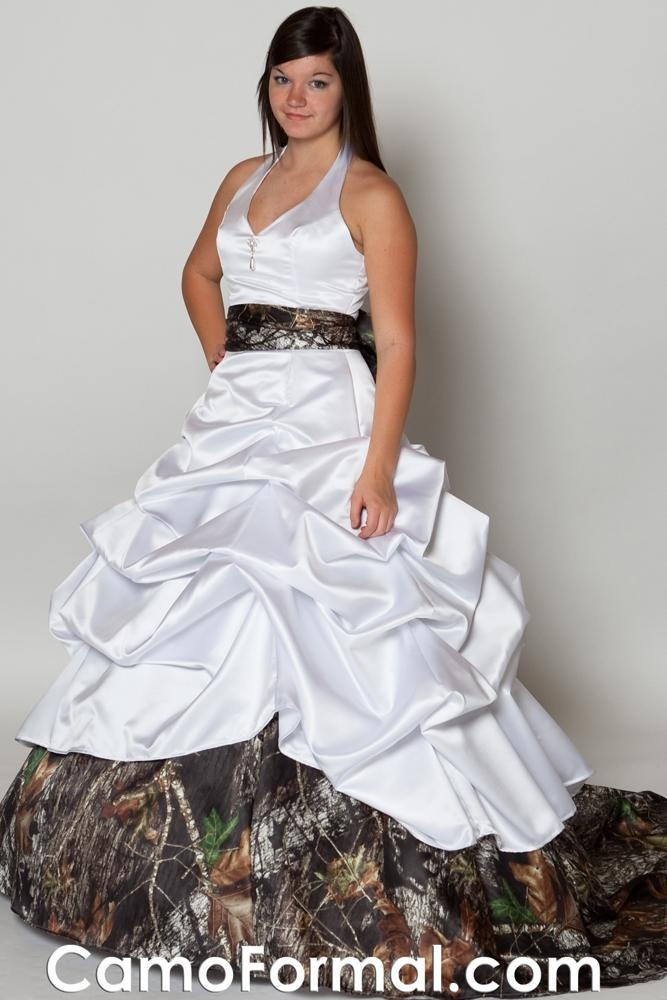 Camouflage Wedding Dresses For Sale Are Easy To Find Especially In Internet This Kind Of Country Dress Is Stylish With Its Classic And New Camo