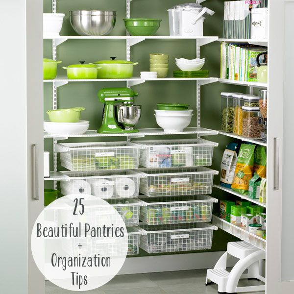 103 best pantry organization images on pinterest - Kitchen Pantries Ideas