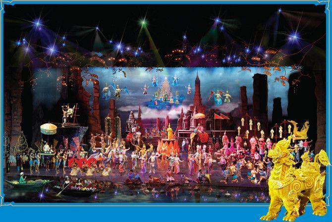 Siam Niramit Show
