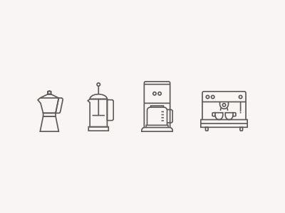 #coffee #icons