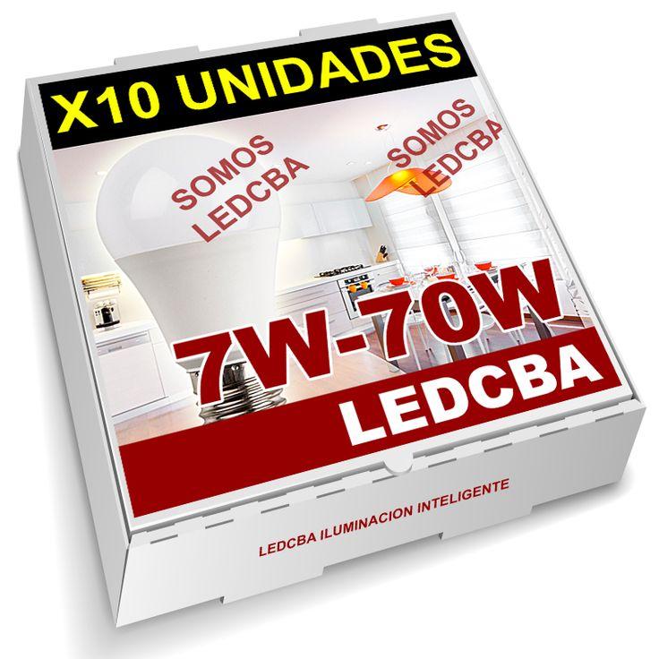 LEDARCBA - DISTRIBUIDOR OFICIAL Multi Marcas - Lamparas Focos Bulbos LED 7W - 9W - 12W - Córdoba - CORDOBA - Fabrica - Lámparas Focos Bulbos LED 7W - 9W - 12W – Paneles – Dicroicas – Velas – Tubos – Tiras – Luces – RGB – Bola - Flash - Córdoba - LEDAR CORDOBA. Fabrica. - Iluminación LEDAR. Focos de alta calidad Rosca E27 - Distribuidor de lámparas LED con tecnología de alta calidad. Cada lámpara tiene 40.000 horas de vida útil. Luz fría y cálida. Rosca E27, reemplazo de lámparas bajo…