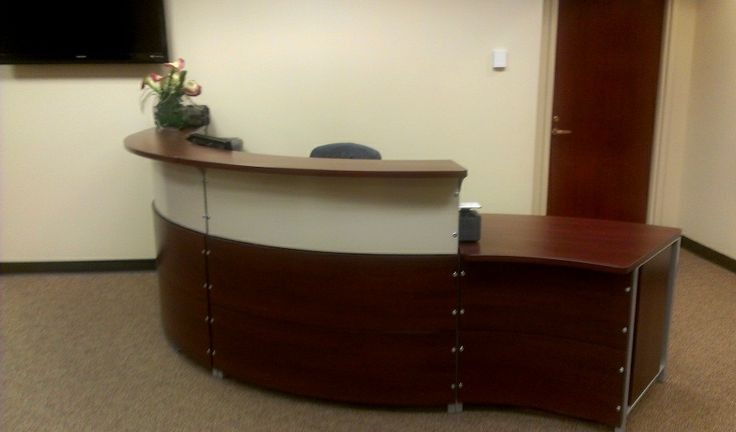 Reception Desk - Artopex RC3