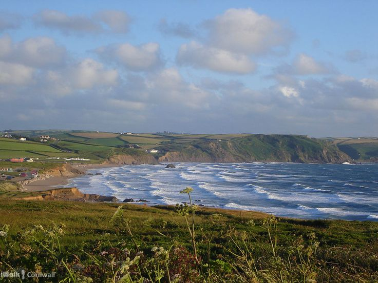 Widemouth Bay, Cornwall, by @achanning1746
