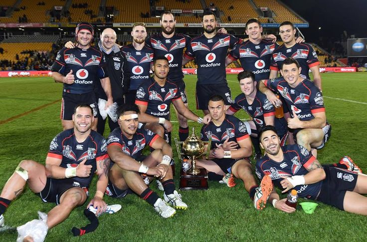 Great win boys! Congratulations Vodafone Warriors on a fine performance against the Melbourne Storm 12 July 2015