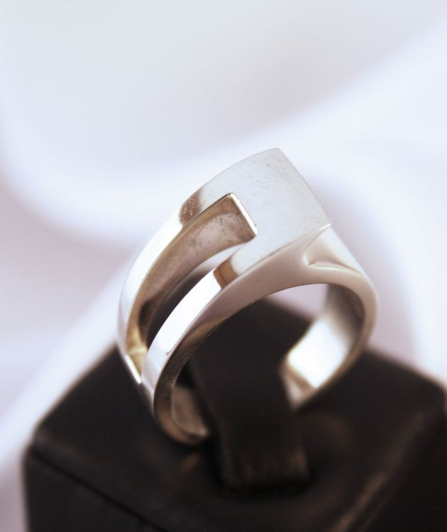 Sterling Silver Ring | Made in New Zealand