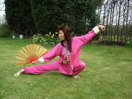 17 best images about tai chi fan fan dance on pinterest. Black Bedroom Furniture Sets. Home Design Ideas