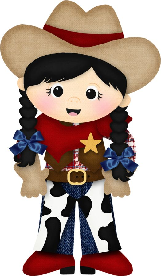 238 best Western/Cowboy & Cowgirl Clipart images on ...