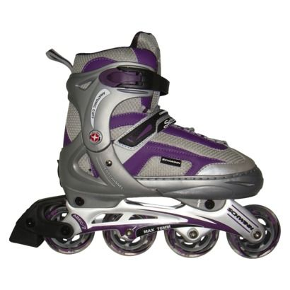 I got myself a pair of in-line skates. Time to roller blade these pounds off!