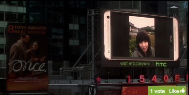 How HTC One's Smartphone Campaign Earned 54,000 Photos Worldwide