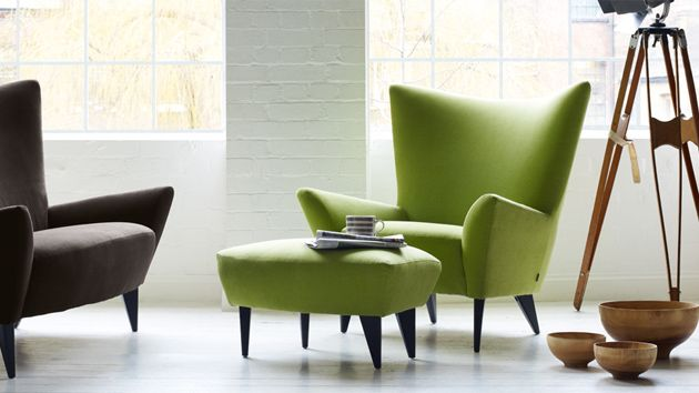17 Best Images About Wingback Chairs On Pinterest