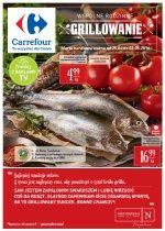 gacetka promocyjna Carrefour: Wspólne rodzinne grillowanie, 25/04-02/05