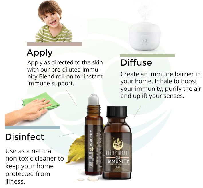 terra pure oils immunity eco system