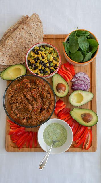 Vegan Burrito Filling | Tera Solara
