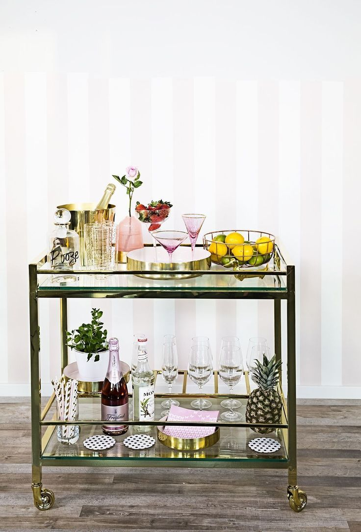 120 best Decorating images on Pinterest | Bar cart, Bar carts and ...