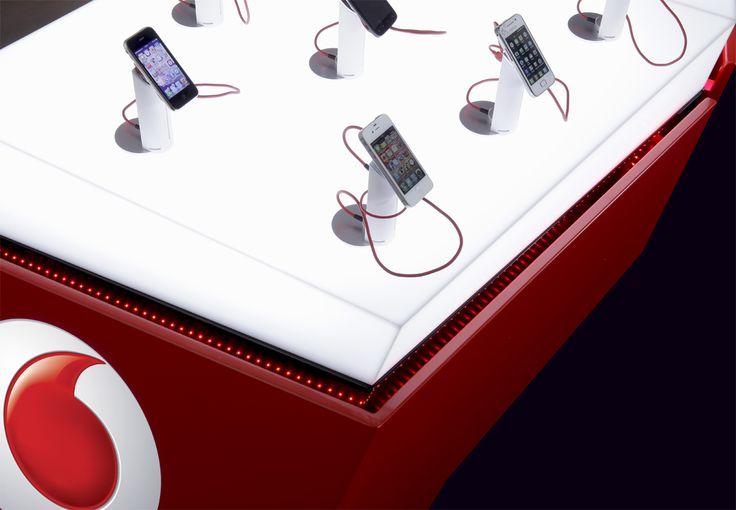 Vodafone Counter