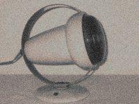 """Philips """"Infraphil"""" 1948, tafelmodel voor particulier gebruik"""