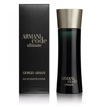 Armani Code Ultimate - Armani [This stuff smells amazing!]