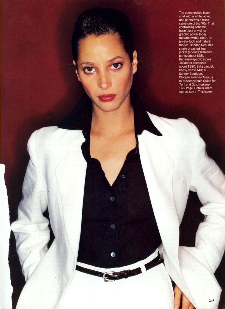 US Vogue May 1994 Fashion's New Woman Photo Juergen Teller