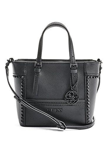 GUESS Delaney Mini Studded Tote Handbag