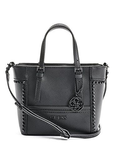 GUESS Delaney Mini Studded Tote Handbag
