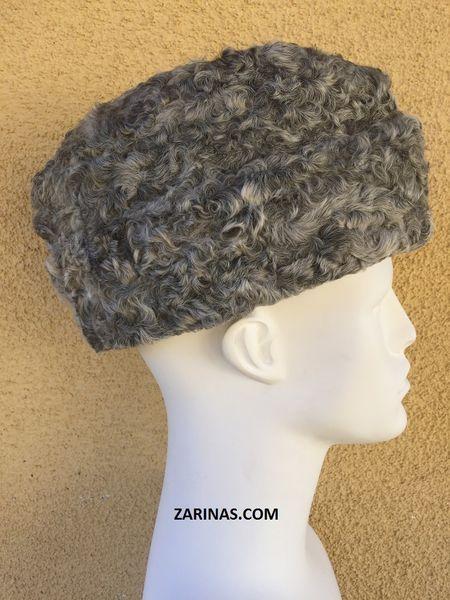 00d6fcfae07 Karakul Persian Lamb Ambassador Hat. Persian Lamb Ambassador Hat (also  known as wool fur hat or envoy hat). 100% curly Persian Karakul lamb wool.