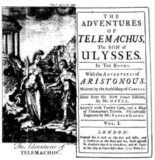Les Aventures de Télémaque - Wikipedia, the free encyclopedia