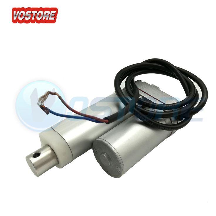 2 /6 /8 /10 /12  Stroke Electric Linear Actuator Motor Heavy Duty 225lb DC12V