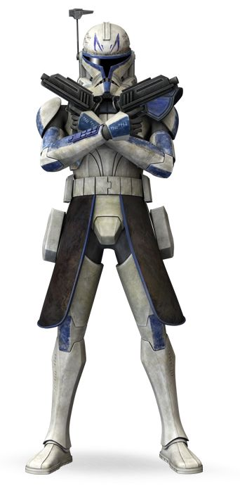Clone Captain Rex - Info, Pictures, and Videos | StarWars.com