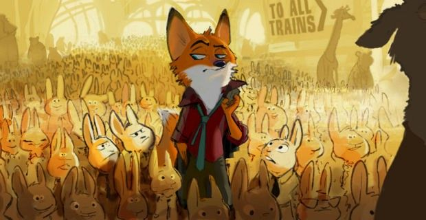 zootopia release date Disney Animated Movies Zootopia & Moana Get Official Release Dates