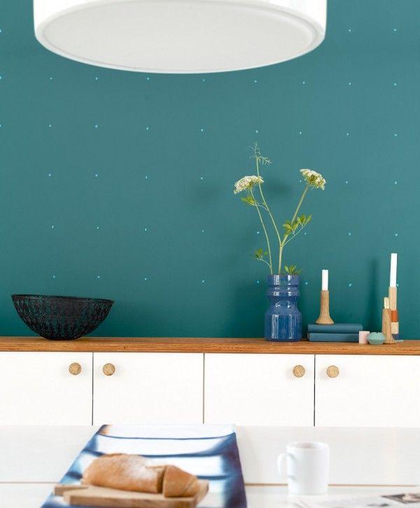 Color 2014 teal tonalidad verde azulada