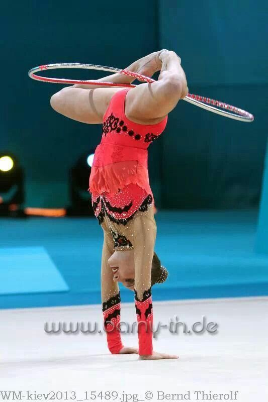 Melitina Staniouta (Belarus) /World Championships 2013 in Kiev