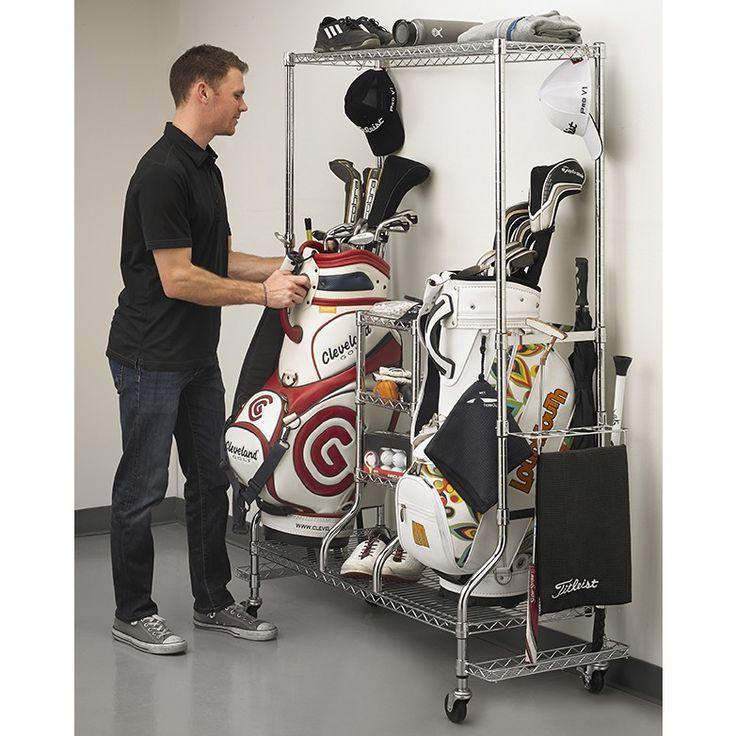 Best 25 Sports Equipment Storage Ideas On Pinterest