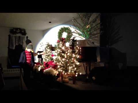 A Charlie Brown Christmas, because you know you need a little Christmas now!  Performed by the Pike Peak Park youth and children 2012